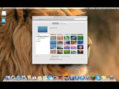 How To Change Macbook Pro Desktop Background