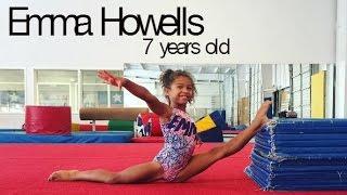 7 year old gymnast Videos - 9tube tv