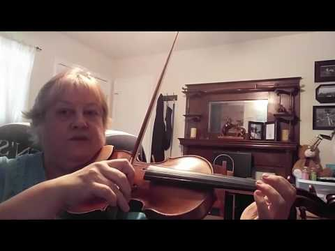 Violin - Introduction to Sevcik - How to Practice It