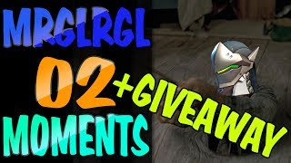 ♥ Heroes of the Storm | Mrglrgl Moments #02 +GIVEAWAY (Funny,Fails & WTF HOTS Moments)