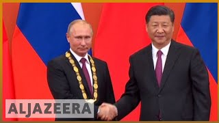 🇨🇳 🇷🇺 Putin visits China: Trump summit up for discussion