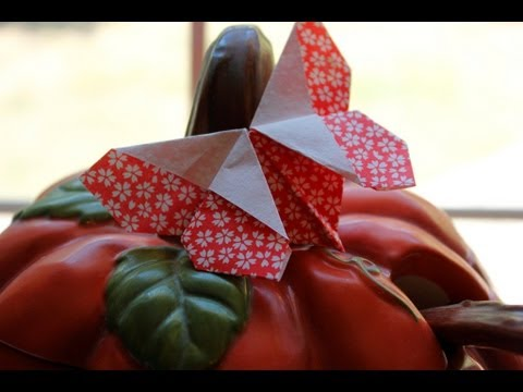 How to make an Origami Butterfly - Easy
