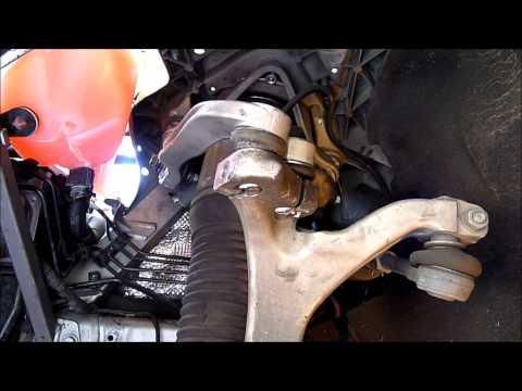 Replace Upper Control Arms Audi A8 4. 2L D3