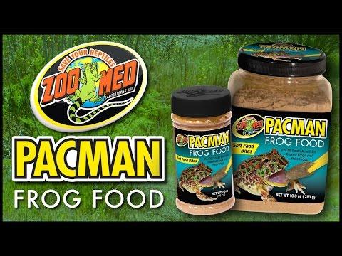 Zoo Med Pacman Frog Food