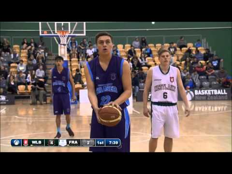 2015 SAS SS National Champs Westlake v Fraser AA Boys SF