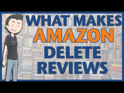 What Happened to My Kindle Book Reviews?  Why Amazon Deletes Reviews