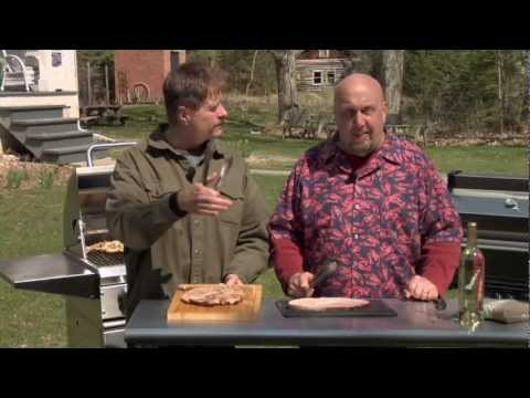 Grilled Ham Steak HD