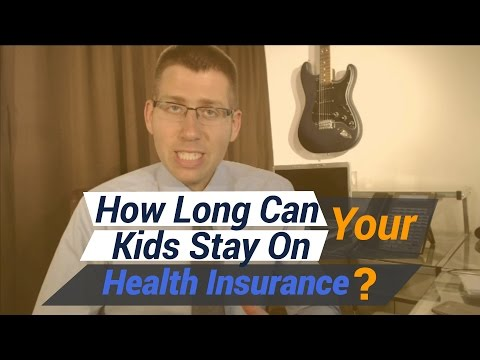 How Long Can Your Kids Stay on Your Health Insurance Plan in Ohio?