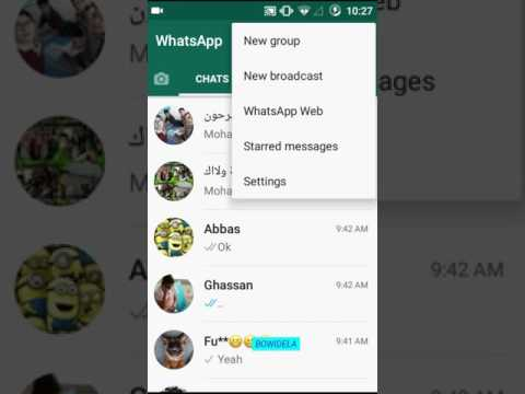 How to set your own ringtone on WhatsApp!!!!