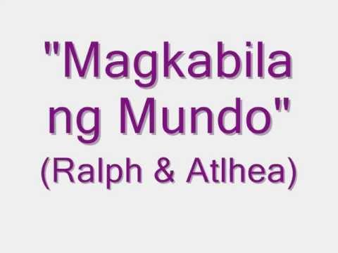 Magkabilang Mundo (Long Distance Relationship)- Tagalog Love Story