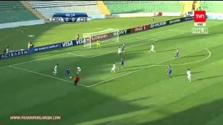 Chile 2 - 0 Croacia - Mundial sub 20 Turquía 2013