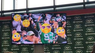 2017 Jets Gameday Experience Promo