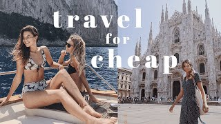 How To Travel For Cheap And Even For Free Seriously