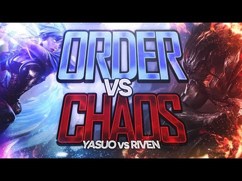 Yasuo TOP - Yasuo vs Riven Patch 7.14 (Fervor)