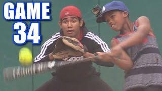 GABE CAM IS BACK! | On-Season Softball Series | Game 34