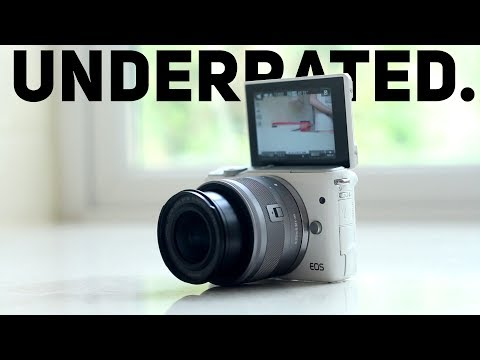 Canon EOS M10 Review (Video perspective)