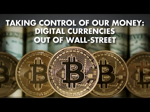 Money Out of Wall-Street: Cryptocurrencies Special - Dave Scotese
