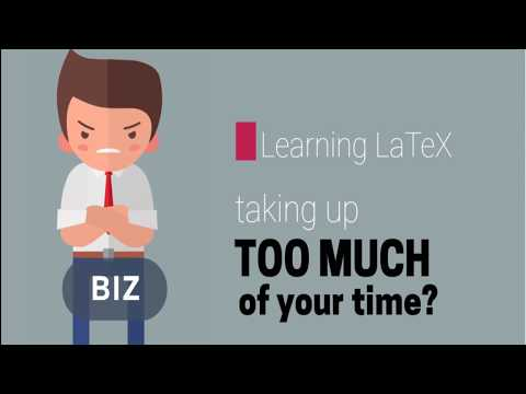 Convert your document from word to latex online (word2latex.net) for free