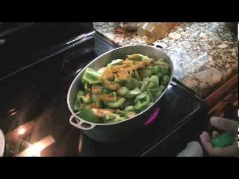 Curry Shrimp - Jamaican Style
