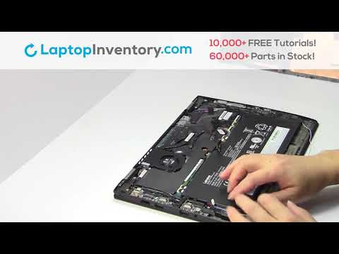 Lenovo Thinkpad  X1 Battery Replacement 20FB 20FC NSK-Z