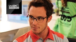 WRC - Wales Rally GB 2018: INTERVIEW Thierry Neuville