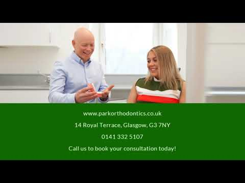 Park Orthodontics – providing you with braces in Glasgow
