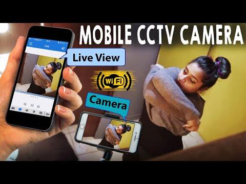 CCTV SPY How To Android Smartphone CCTV CAMERA and SPY CAMERA