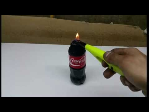 How to Make Coca Cola Candle