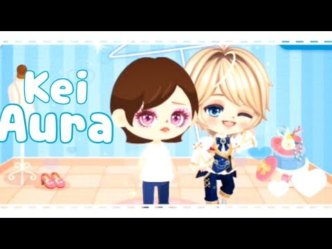 LINE Play Valentine's - Maxing Out Kei - Love Confessions Meter Max Kei Aura