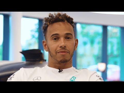 Lewis Hamilton Shares his Malaysia Memories