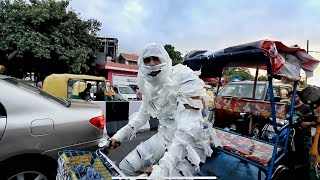 The Mummy Prank On Delhi Roads - Epic Reactions 😂