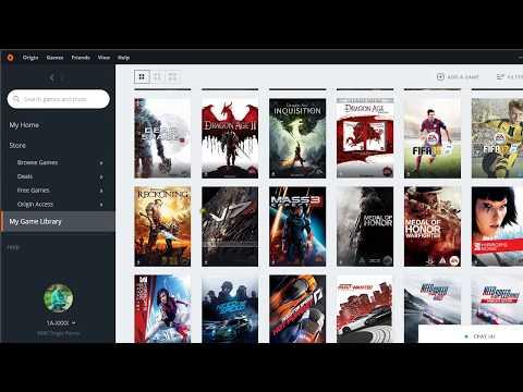How to download Origin games using IDM