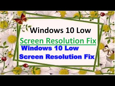 windows 10 resolution scaling problem | windows 10 resolution scaling | Nurul Alam,