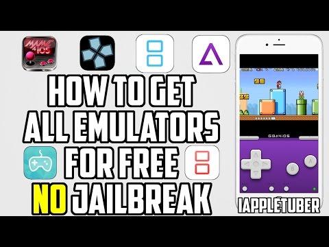 How To Get GBA4iOS, iNDS, PSP, nds4iOS, MAME4iOS & Multi Emulator iOS 10 / 9.2 - 9.3.5 No Jailbreak