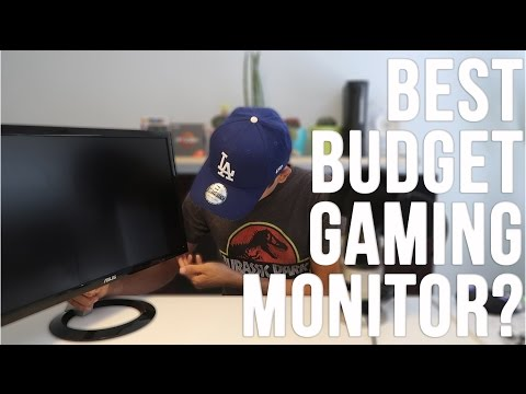 Best Budget Gaming Monitor Under $150 for PS4 Xbox One PC 2017