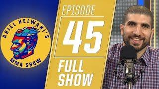 Ben Askren, Randy Couture and Daniel Cormier   Ariel Helwani's MMA Show [Ep. 45 - 5/6/2019]