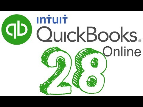 28. Quickbooks Online - How to ADD EMPLOYEES / PAYROLL   2018