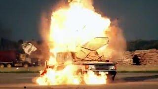 DIY Bond car Pt. 3 - Guns & Ammo - Top Gear at the Movies