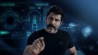 Actor chiyaan Vikram CCTV AWARENESS VIDEO BY CHENNAI POLICE