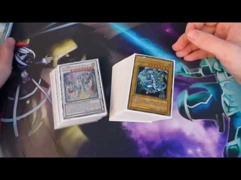 YuGiOh Blue Eyes White Dragon Deck! (February 2015) Deck List Included!