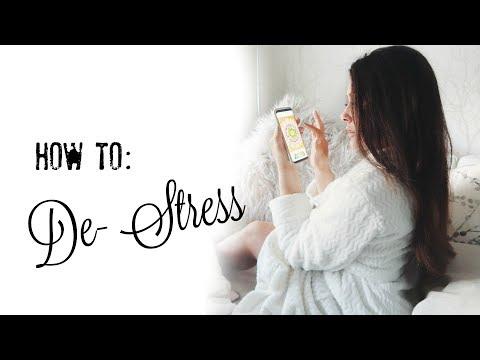 HOW TO DE-STRESS | AD