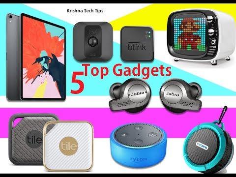 Top 5  Smartphone Cool Gadgets HITECH TECHNOLOGY