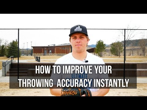 How To Improve Your Throwing Accuracy Instantly - Baseball Throwing Tips