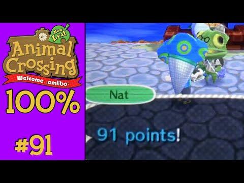 Animal Crossing: New Leaf 100% - #91: Bug Off!
