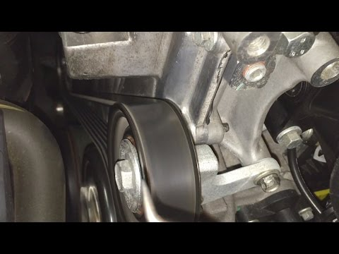 Ford Vehicle Noises: #5 Plastic Pulley Squawk 2.5L Engines