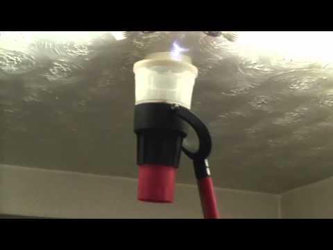 Testing smoke detectors