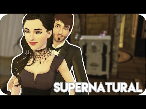 THE SIMS 3: SUPERNATURAL | PART 25 - I Do.
