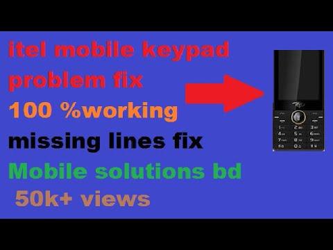 Itel it 5230+5231 keypad jumper solution 100000% working