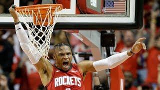 Westbrook Rockets Debut! Giannis 30 Pts Triple Double! 2019-20 NBA Season