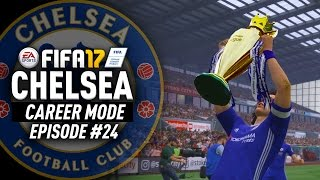 WE ARE THE NEW INVINCIBLES!!! FIFA 17 Chelsea Career Mode #24